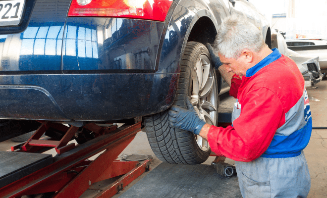Guerilla Recruiting - Volkswagen Automechaniker